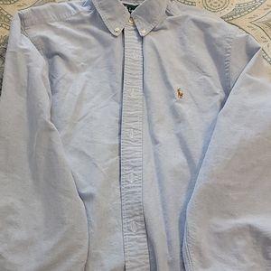 Ralph Lauren Classic Fit Oxford Mens Shirt